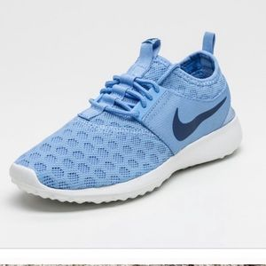 Woman's Nike Chalk Blue Trainers.  Size 10.